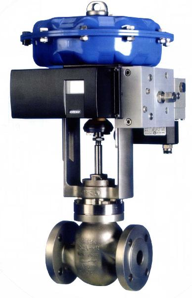 Клапан регулирующий НО с МИМ пр-ва Руст-95